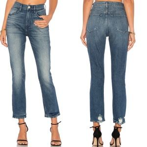 NEW • 3x1 • Shelter Straight Crop Jeans Vedder